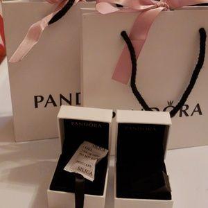 PANDORA,s 2 bags 2 box multi purpose